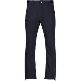 Bergans Slingsby Pantalones Robustos Softshell Hombre, dark navy